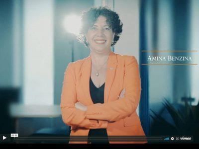 ABna-Amina Benzina